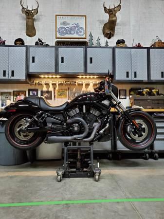 Photo 2008 Harley Davidson V-Rod Night Rod - $7,500 (West Olive, MI)