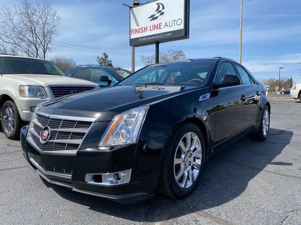 Photo 2009 Cadillac CTS87,000 Miles - $9000 (Finish Line Auto---4500 Alpine Ave--Comstock Park)