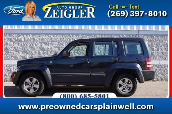 Photo 2012 Jeep Liberty 4X4 - $5,500 (_Jeep_ _Liberty_ _SUV_)