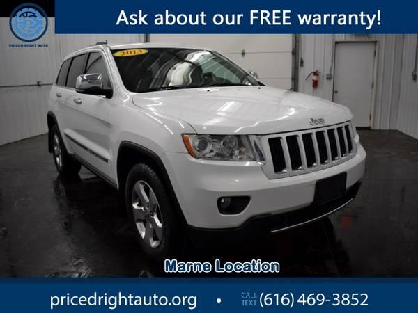 Photo 2013 Jeep Grand Cherokee 4WD 4dr Limited - $14,250 (_Jeep_ _Grand Cherokee_ _SUV_)
