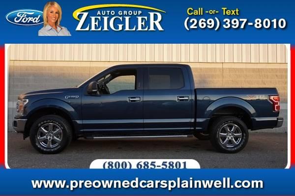 Photo 2018 Ford F-150 XLT - $26500 (_Ford_ _F-150_ _Truck_)