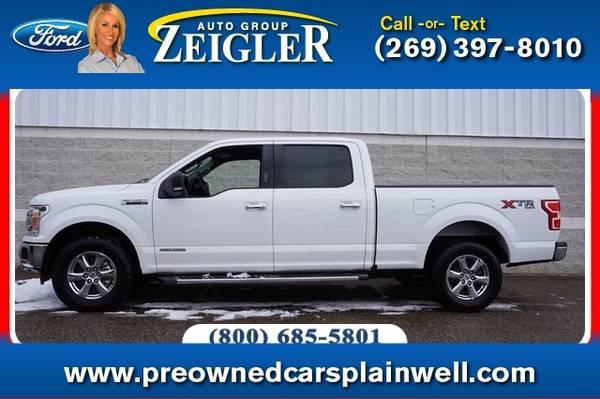 Photo 2018 Ford F-150 XLT - $34500 (_Ford_ _F-150_ _Truck_)