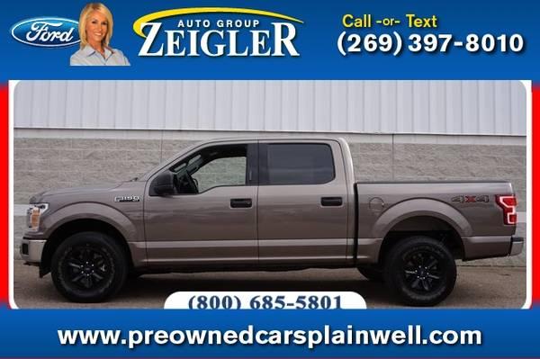 Photo 2019 Ford F-150 XLT - $35990 (_Ford_ _F-150_ _Truck_)