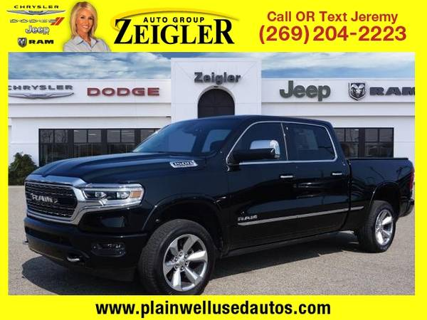 Photo 2019 Ram All-New 1500 Limited - $53,995 (_Ram_ _All-New 1500_ _Truck_)