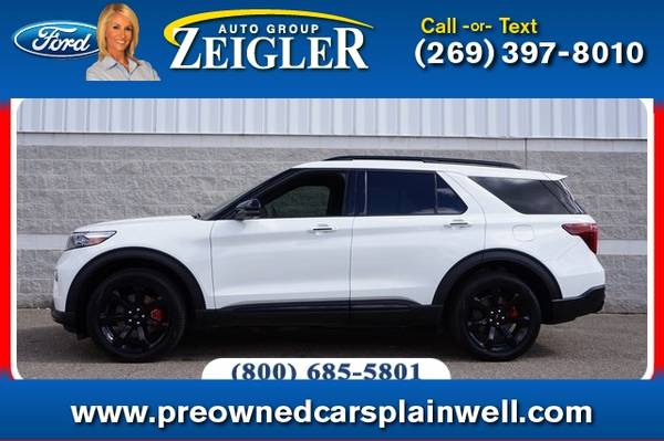 Photo 2020 Ford Explorer ST - $45990 (_Ford_ _Explorer_ _SUV_)