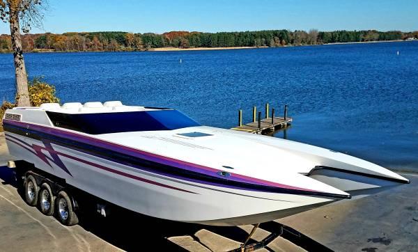 Photo 30ft Awesome Cat Catamaran Very Clean NO Power Trade - $13,000 (Davison)