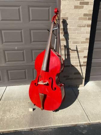 Photo 34 Concert Double Bass Upright Bass - $1,600 (East Grand Rapids)