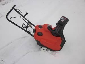 Photo Ariens snow blower - $100 (Coral)