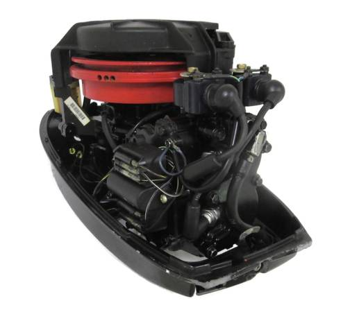 Photo COMPLETE Mariner Mercury Outboard Powerhead Assembly 811686T97 1986-98 - $875 (Ada, Michigan  Grand Rapids NE)