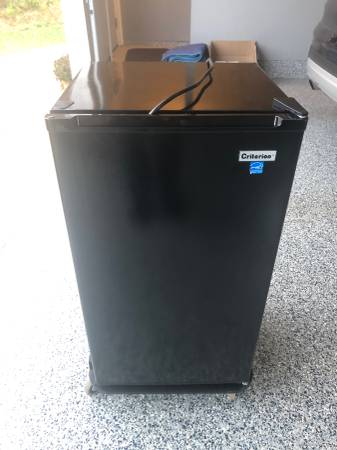 Photo Criterion Mini Fridge - $75 (Holland)
