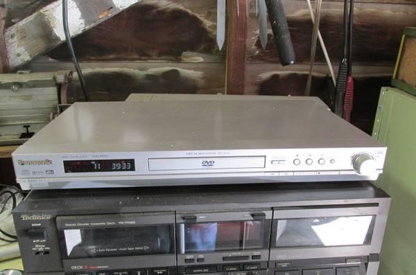 Photo DVD PANASONIC RP-62 - $20 (Hudsonville)