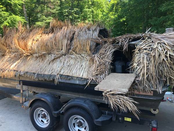 Photo Duck Hunting Boat for sale $16,500.00 - $16,500 (Greenville)