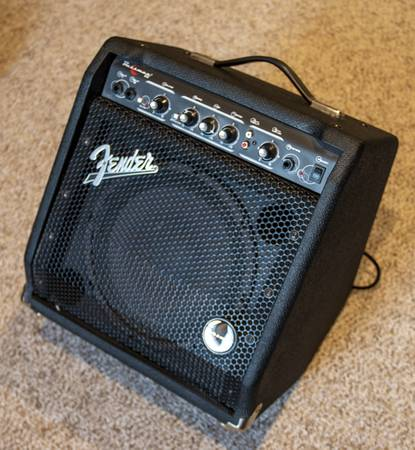 Photo Fender Bassman 25 Amp - $200 (Jenison)