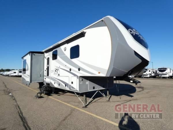 Photo Fifth Wheel 2017 Highland Ridge RV Open Range 3X 349RLS - $38,979