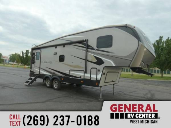 Photo Fifth Wheel 2019 Keystone RV Laredo Super Lite 255SRL - $35,995 (General RV - West Michigan)