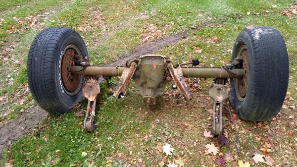 Photo Ford 8.8 Rear Axle Differential - $120 (Byron Center)
