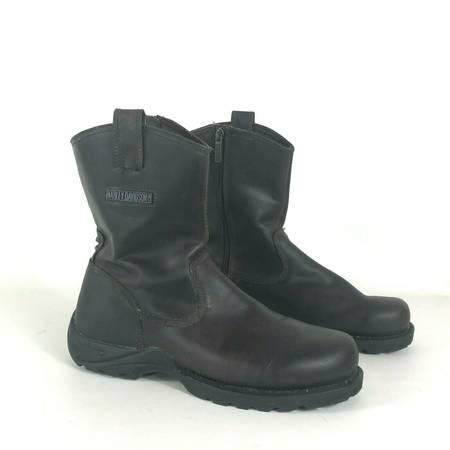 Photo HARLEY DAVIDSON Mens 11M Riding Boots - $50 (Rockford)