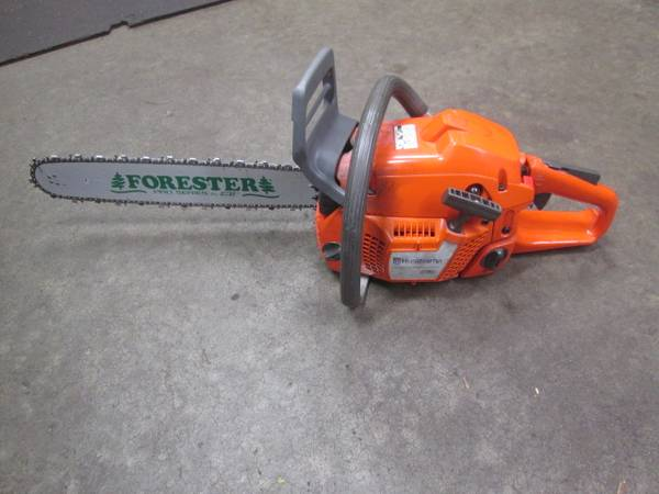 Photo HUSQVARNA 350 18 INCH CHAINSAW - $220 (BELMONT)