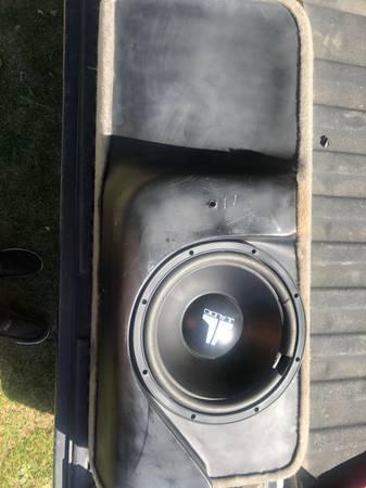 Photo JL Audio Stealth Box - $150 (Grand Rapids)