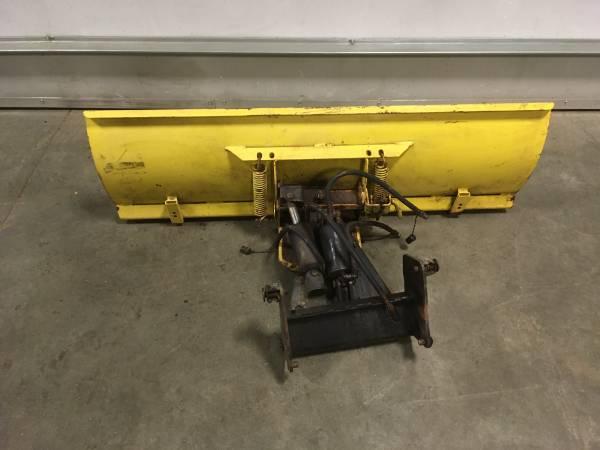 Photo John Deere 54quot Blade For 316 318 322 332 300 317 330 140 Snowblade - $375 (Wayland)