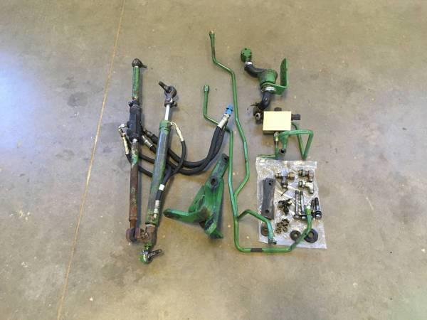 Photo John Deere 850 Compact Utility Tractor Power Steering Kit 950 1050 - $850 (Wayland)