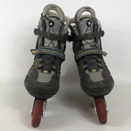 Photo K2 Power XP-M Mens Size 13 Rollerblades Inline Skates - $60 (Rockford)