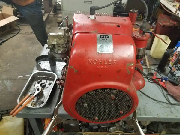Kohler K321 14hp Wheelhorse Motor 450 Rockford