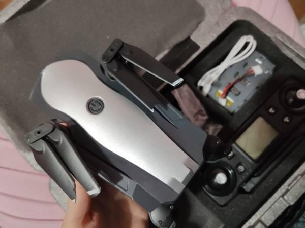 Photo LSRC K20 Drone GPS 5G HD 4K Camera Professional 1800m - $170 (Hastings)
