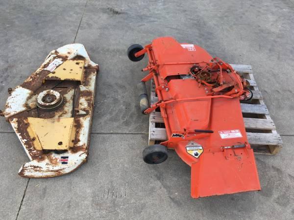 Photo Lawn Mower Decks International Cub Cadet Gilson Lawn Boy 42quot Garden - $100 (Wayland)