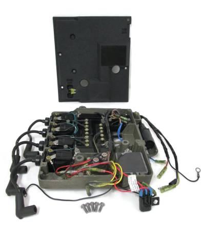 Photo Mariner Mercury Outboard Ignition Electrical Box AY 5772A7 832757A4 - $299 (Ada, Michigan  Grand Rapids NE)