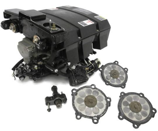 Photo Mercury Outboard Carburetor Fuel  Intake AY 6071A 3301-9012 WME 43951 - $250 (Ada, Michigan  Grand Rapids NE)