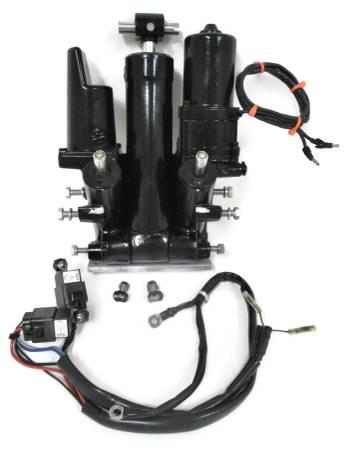 Photo Mercury Outboard Power Trim Tilt 3-Ram 2-Wire 826729A10 818186 TESTED - $650 (Ada, Michigan  Grand Rapids NE)