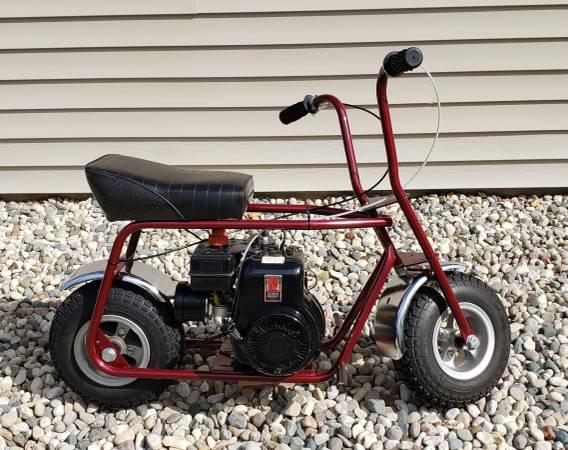 Photo Mini Bike - $850 (Rockford)