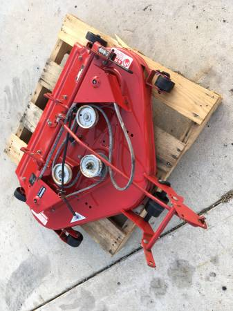 Photo New NOS Toro Wheel Horse 36quot Rear Discharge Deck For 200 Series Mowers - $325 (Wayland)
