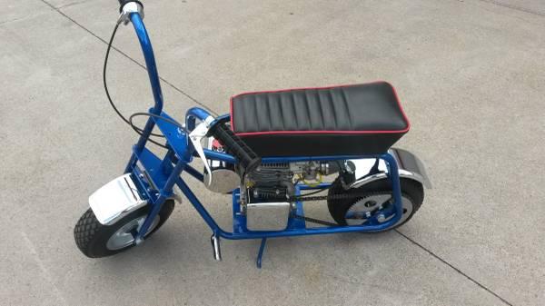 Photo Ruttman Mini Bike - $1250 (Ada)