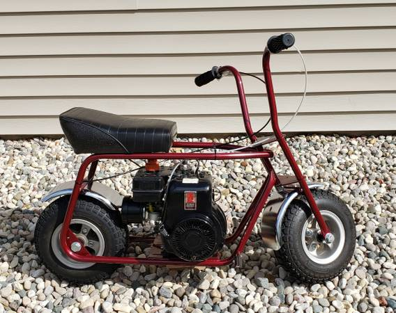 Photo Ruttman Mini Bike for Sale - $900 (Rockford)
