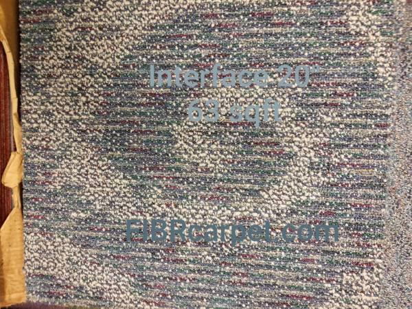 Large lots of Commercial Carpet tiles