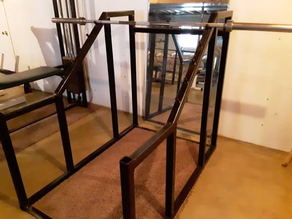 Photo Squat Rack - Power Rack - $400