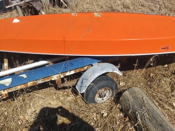 Photo Sunfish Sail  Boats (Big Rapids)