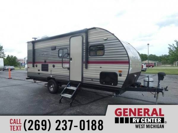 Photo Travel Trailer 2018 Forest River RV Cherokee Wolf Pup 18TO - $18,500 (General RV - West Michigan)