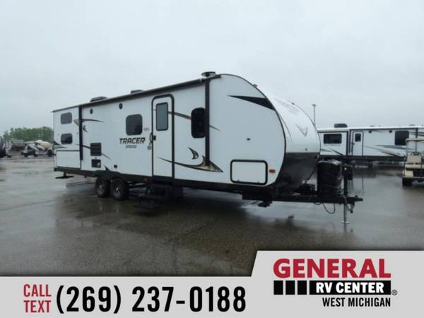 Photo Travel Trailer 2019 PRIME TIME RV Tracer Breeze 26DBS - $26,955 (General RV - West Michigan)