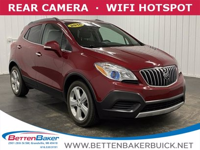 Photo Used 2016 Buick Encore FWD for sale