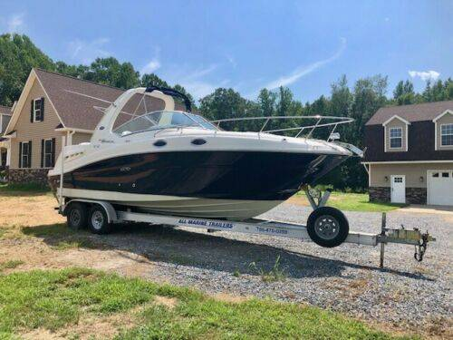 Photo Want to sell 2007 Sea Ray Sundancer 260 WMercruiser 6.2L - $24,700