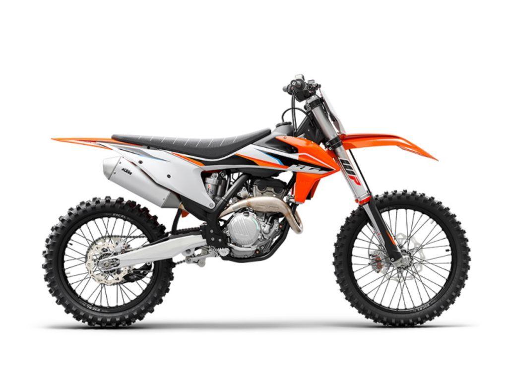 Photo 2021 KTM 250 SX-F