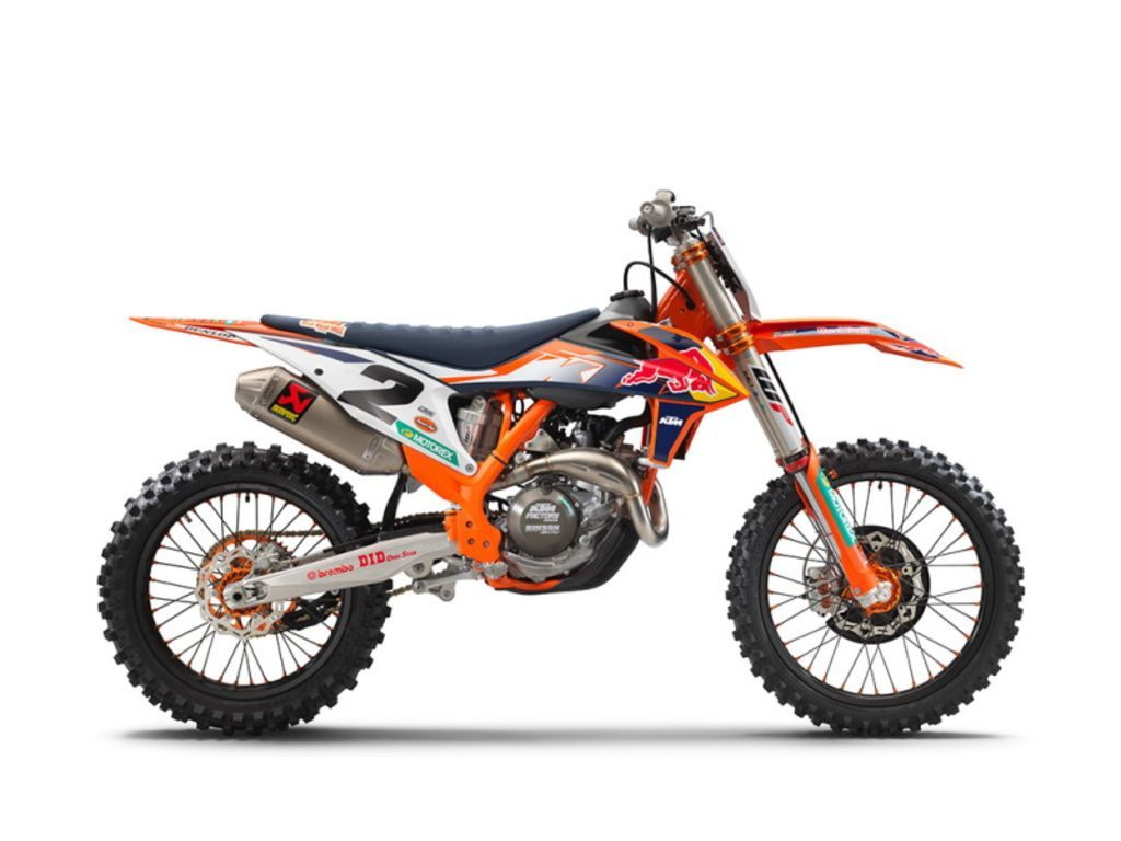 Photo 2021 KTM 450 SX-F Factory Edition