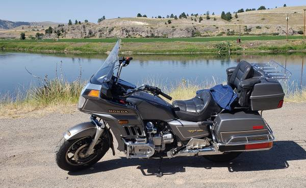 Photo 1984 Honda Goldwing Interstate - $3,500 (Great Falls)