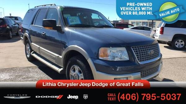Photo 2006 Ford Expedition 4dr Eddie Bauer - $4499 (2006 Ford Expedition 4dr Eddie Bauer)