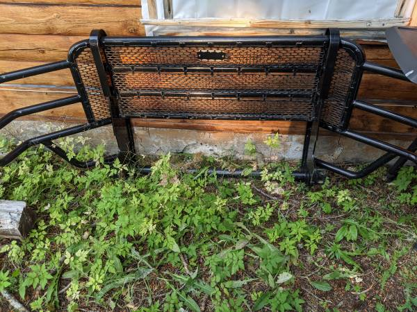 Photo 2008 F250 Super Duty Ranch Hand Grille Guard - $300 (Raynesford)