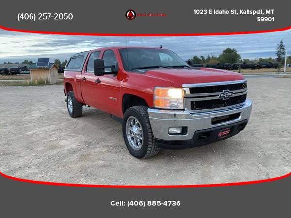 Photo 2011 Chevrolet Silverado 2500 HD Crew Cab - Financing Available - $17988