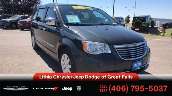 Photo 2012 Chrysler Town Country 4dr Wgn Touring - $10,482 (2012 Chrysler Town Country)